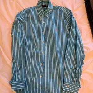 Men's Ralph Lauren Polo long sleeve button down